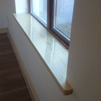 apartment revamp by bp painters and decorators based in longford