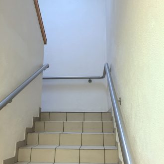 office stairs decorating by BP decorators