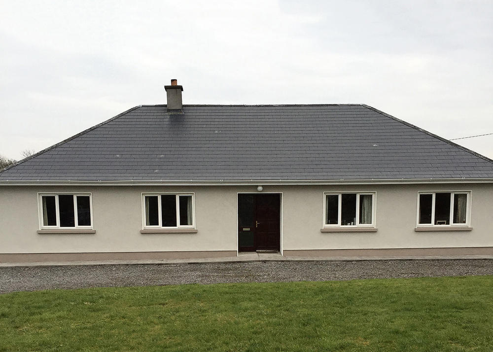 repainted family house by BP Painters and Decorators