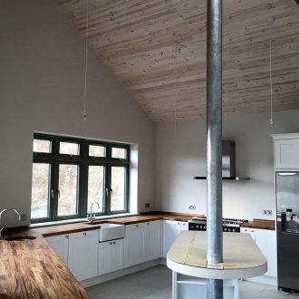 modern kitchen by BP-decorators