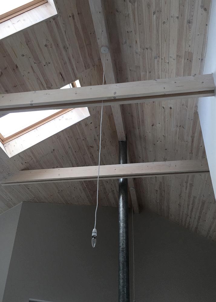 wood ceiling by BP-Decorators