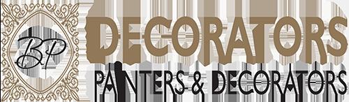bp painters and decorators logo longford
